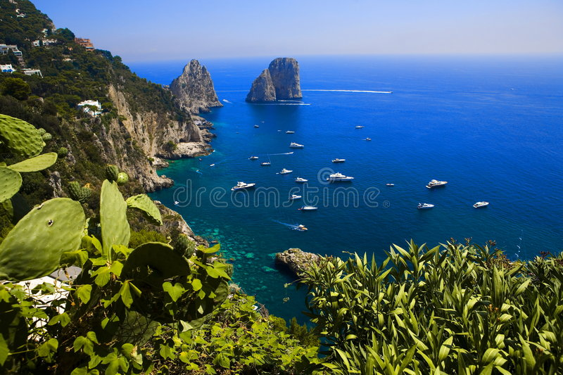 Download Capri stock photo. Image of napoli, procida, campania - 7716184