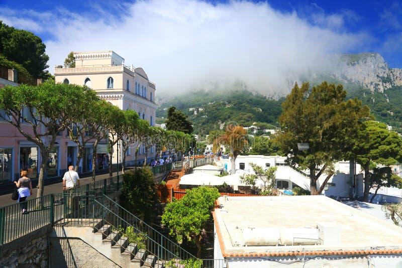 Download Capri Island, Italy, Europe Stock Photo - Image of mediterranean, italy: 39514382