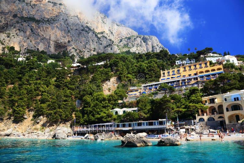 Download Capri Island, Italy, Europe Stock Image - Image of campania, paradise: 39514387