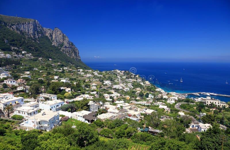 Download Capri Island, Italy stock photo. Image of romantic, beautiful - 39514518
