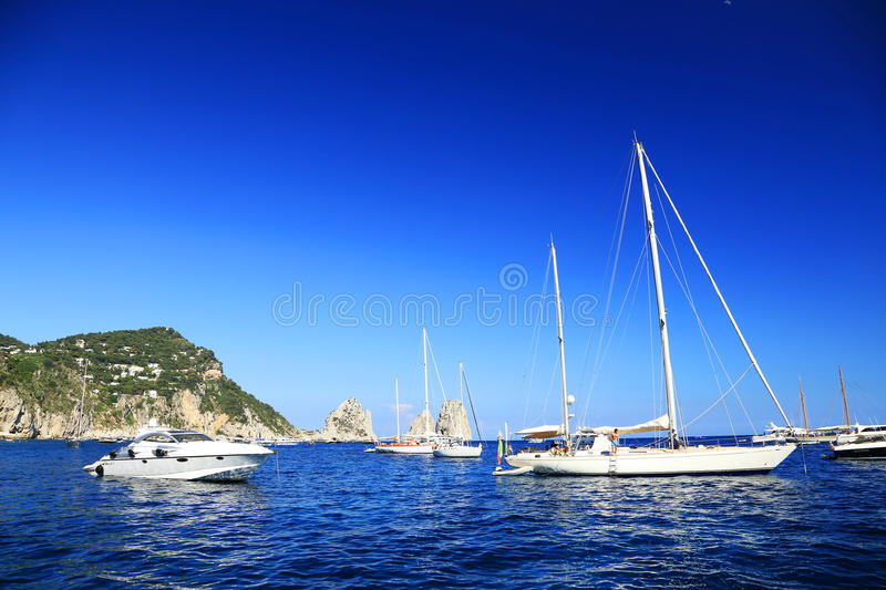 Download Capri Island, Italy stock photo. Image of paradise, italy - 39514708