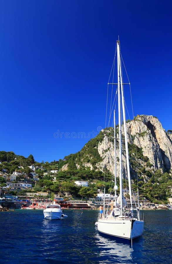 Download Capri Island, Italy stock image. Image of famous, beautiful - 39514715