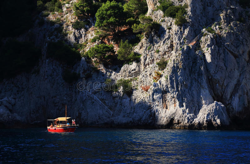 Download Capri Island, Italy stock image. Image of nature, italy - 39514751