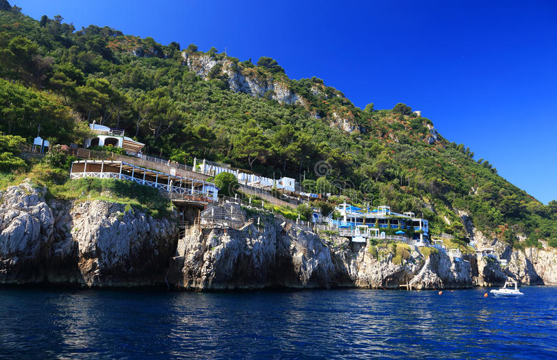 Download Capri Island, Italy, Europe Stock Image - Image of holiday, harbour: 39514301