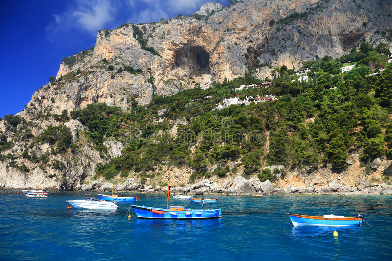 Download Capri Island, Italy, Europe Stock Photo - Image of coastline, outdoor: 39514338