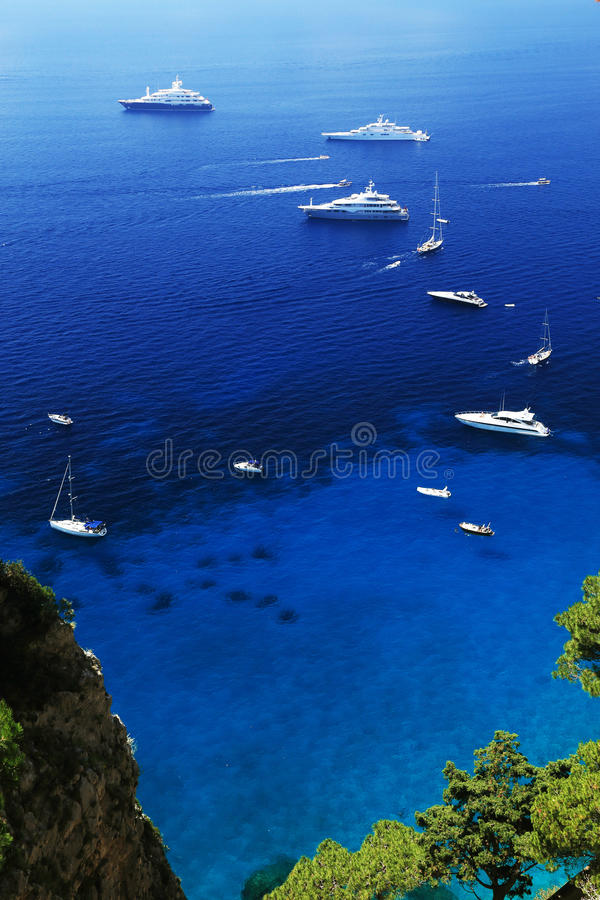 Download Capri Island, Italy, Europe Stock Image - Image of natural, dream: 39514417