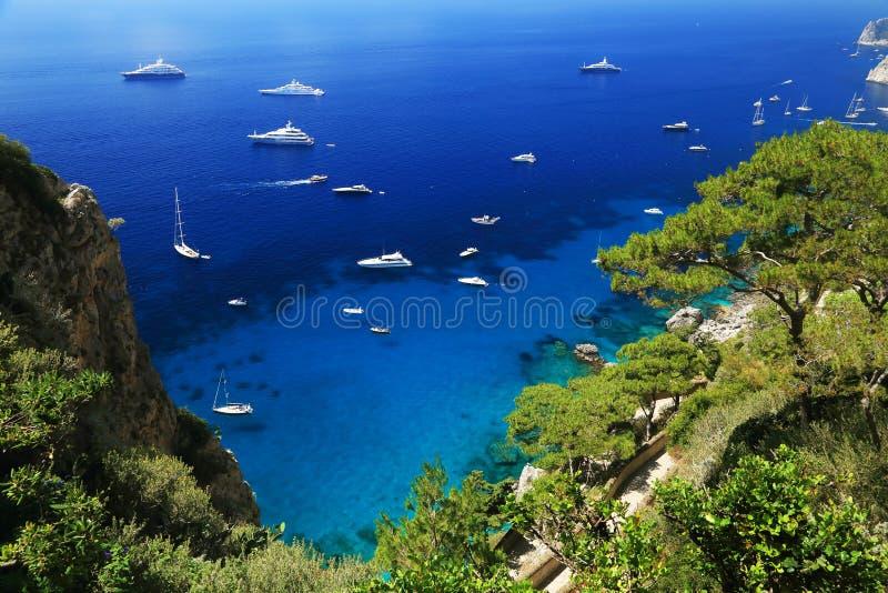 Download Capri Island, Italy, Europe Stock Photo - Image of relax, paradise: 39514418