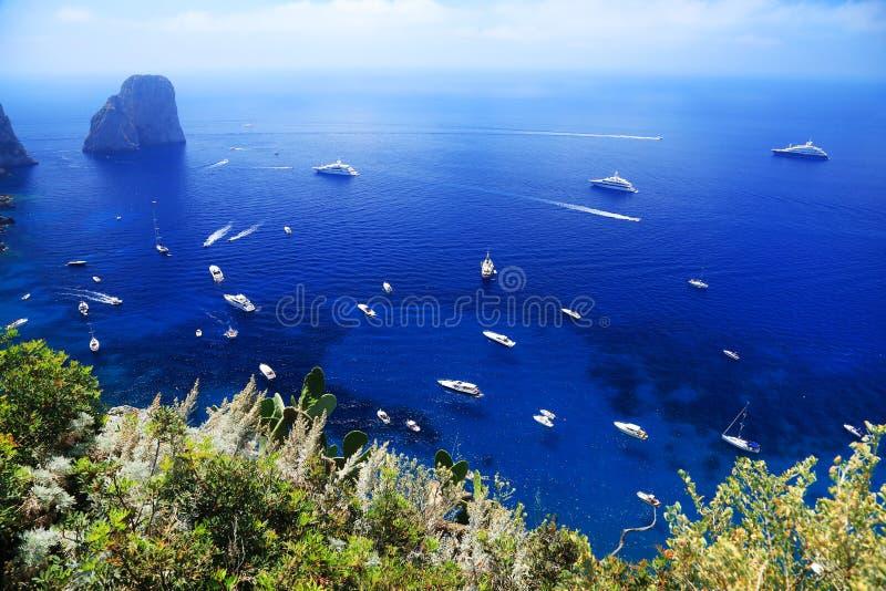 Download Capri Island, Italy, Europe Stock Image - Image of blue, landscape: 39514467