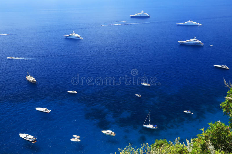 Download Capri Island, Italy, Europe Stock Photo - Image of coastline, italian: 39514478