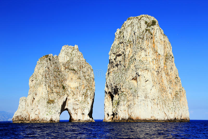 Download Capri Island, Italy stock image. Image of campania, dream - 39514725