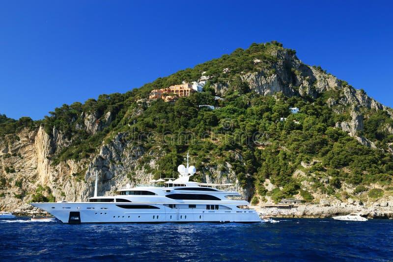 Download Capri Island, Italy stock image. Image of italian, light - 39514723
