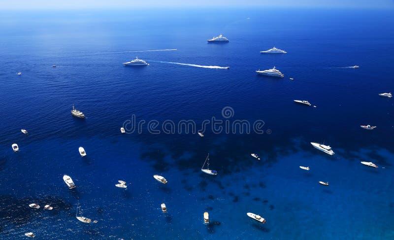 Download Capri Island stock photo. Image of europe, ocean, horizon - 39514450
