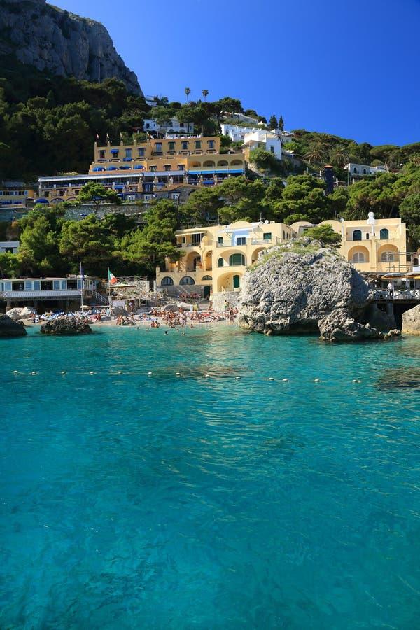 Download Capri Island editorial image. Image of coastline, nettuno - 39514690
