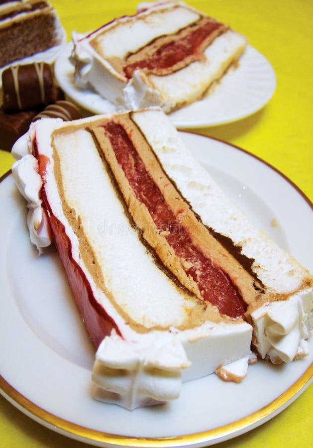 Capri Kuchen, torte lizenzfreie stockfotografie