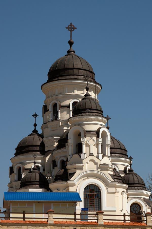 Free Capriana Monastery, The Winter Church Royalty Free Stock Photos - 19515778