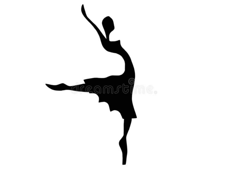 Capricieuze Danser royalty-vrije stock foto's