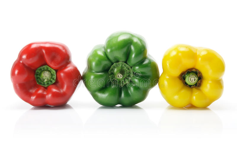 Download Capsicums stock image. Image of produce, life, uncooked - 17165143