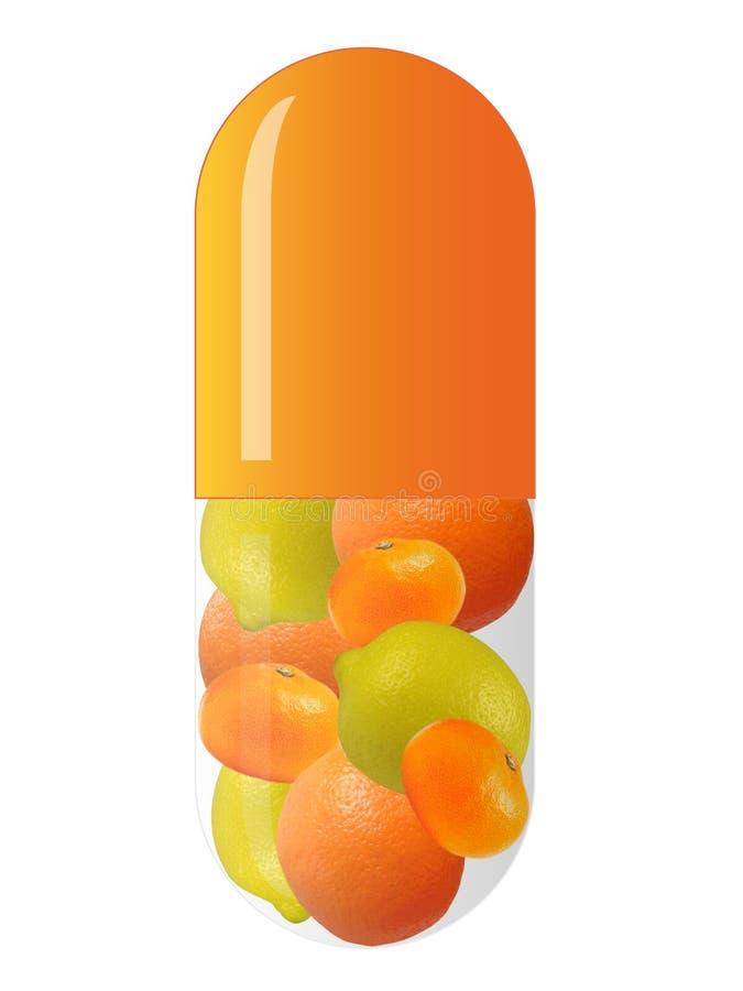 pillole per la dieta a capsula aranciones