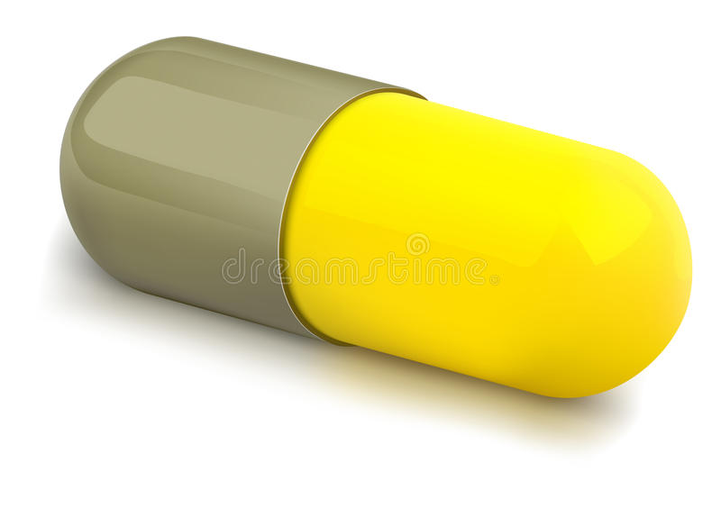 Download Capsule stock vector. Image of shot, style, capsule, overdose - 22996978