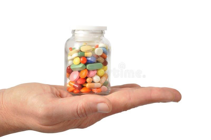 Capsule e pillole immagini stock libere da diritti