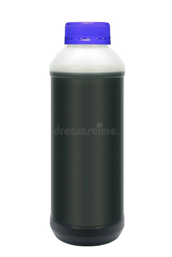 capsules plastic medicinska pills för behållaren fotografering för bildbyråer