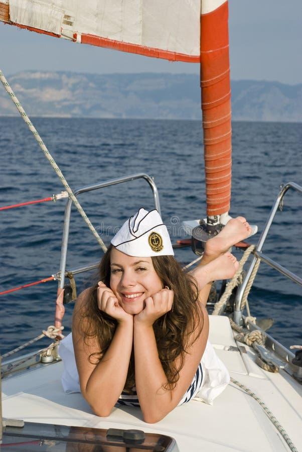 Captain royalty free stock photography