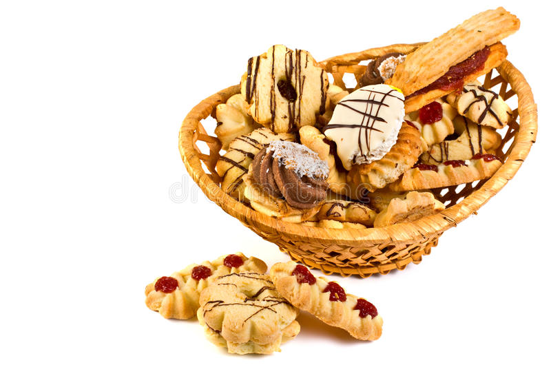 Download Captain with a  basket stock image. Image of cake, close - 28103563