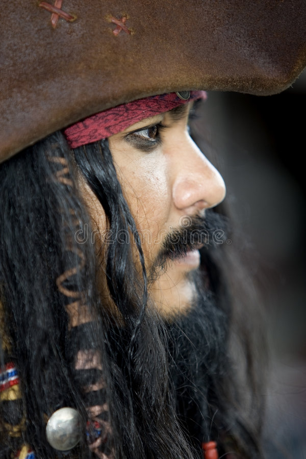 Download Captain Jack Sparrow, Pirates Of The Caribbean Stock Photo - Image: 6236058