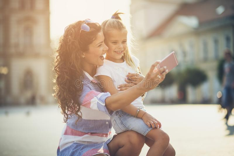 Capture every tender moment together. stock photography