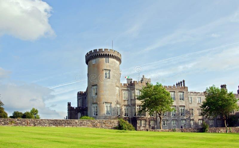 Download Capture Of Vibrant Irish Castle In County Clare Stock Photo - Image: 11833590