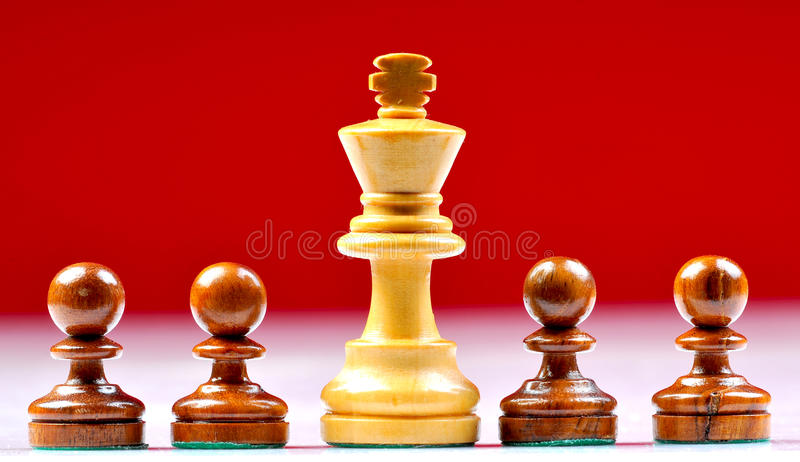 Download Captured king stock image. Image of board, squares, checkmate - 10228811