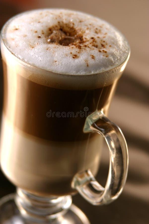 Capuccino coffe στοκ εικόνα με δικαίωμα ελεύθερης χρήσης
