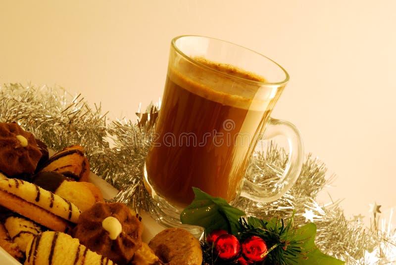 Capuchon de cappuccino photo stock
