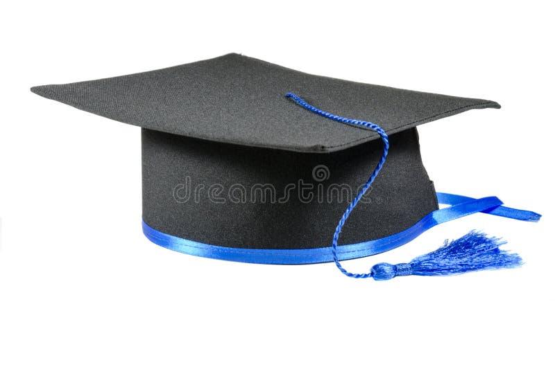 Capuchon de graduation images libres de droits