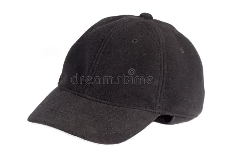 Capuchon noir photographie stock libre de droits