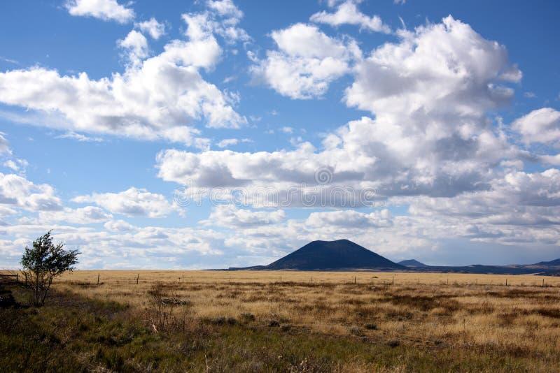 Capulin wulkan obrazy royalty free