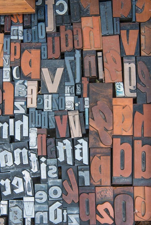 Caráter de letras da cópia do alfabeto como o teste padrão ilustração stock