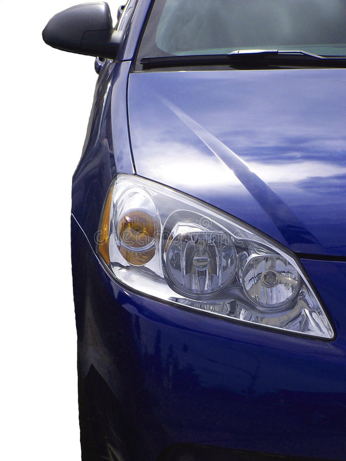 Download Car stock image. Image of headlight, shine, isolated, automobile - 115783