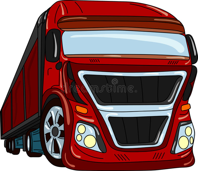 Download Car stock vector. Image of wheel, transport, engine, brown - 17446485