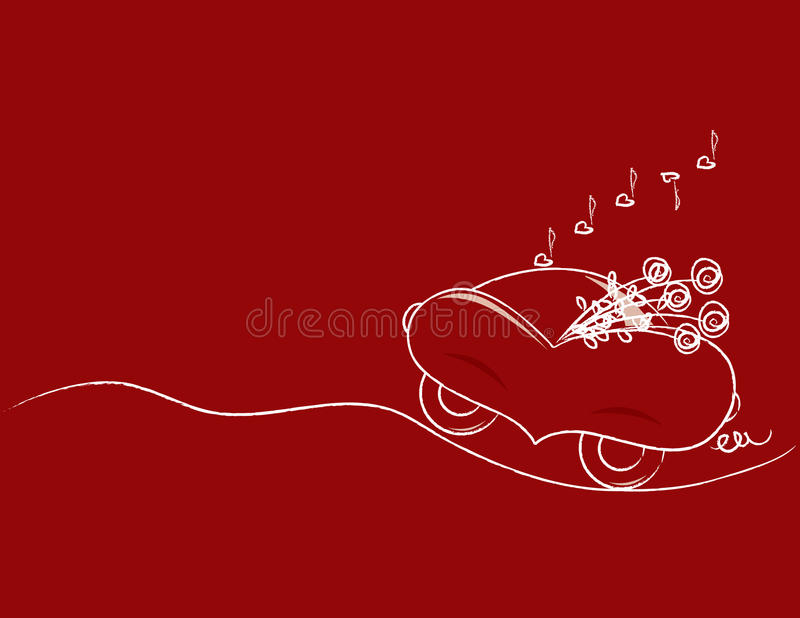 Download Car stock vector. Image of silhouette, transportation - 17665787