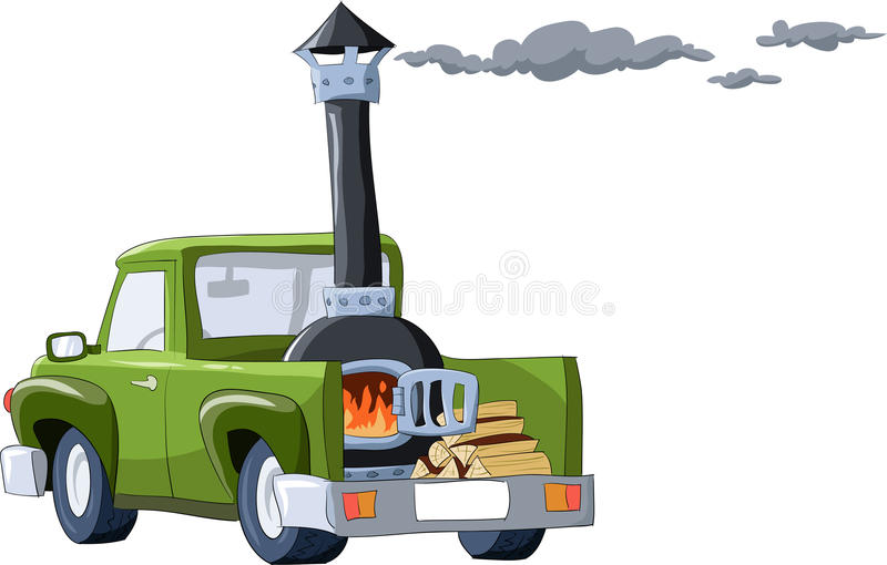 Download Car stock vector. Image of fire, know, vector, green - 18479797