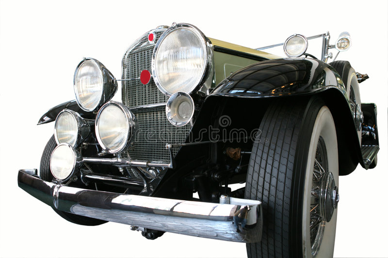 Download Car from 1920's stock photo. Image of headlights, nostalgia - 2761750