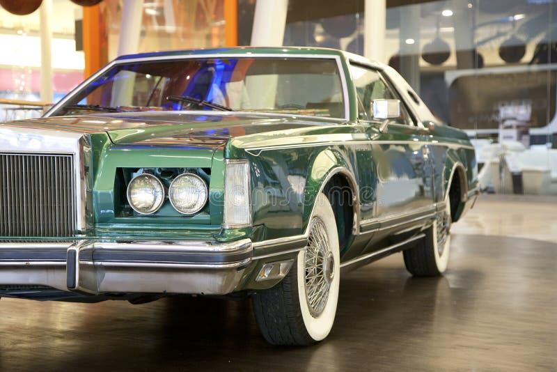 Download Car stock photo. Image of retro, green, white, shiny - 22685636