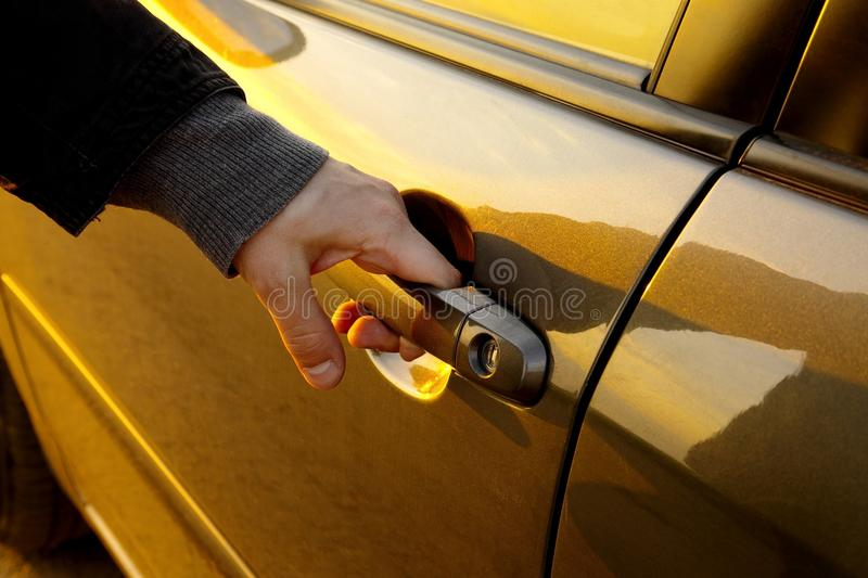 Download Car stock image. Image of door, transportation, handle - 23922201