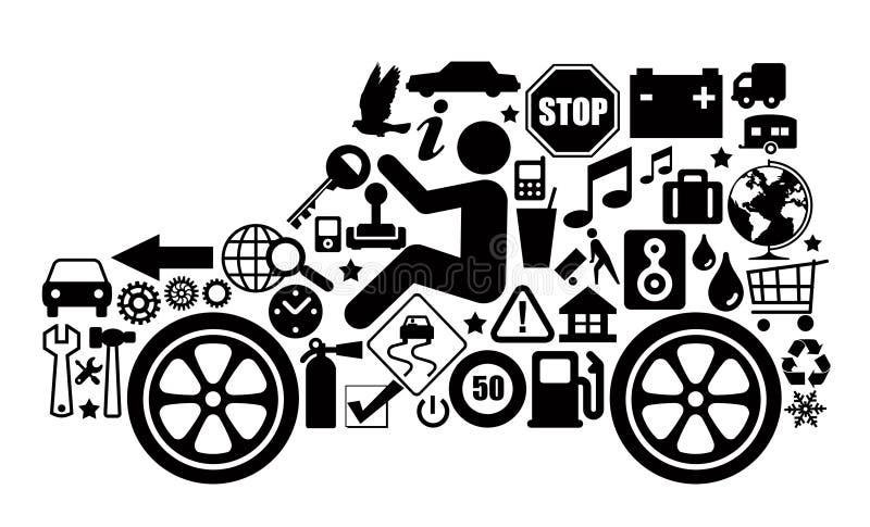 Download Car stock illustration. Image of fuel, design, deliveries - 28973207