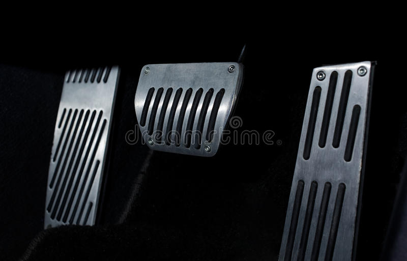 Download Car acceleration pedal stock photo. Image of auto, interior - 39803784