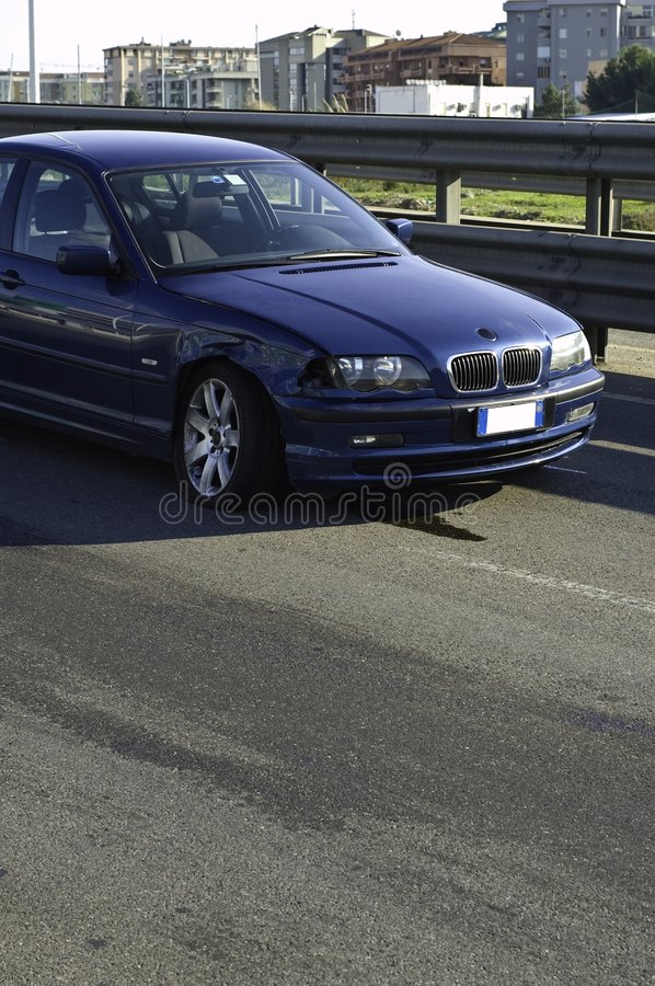 Download Car Accident Royalty Free Stock Photography - Image: 3835917