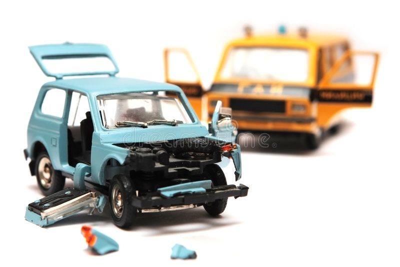 Download Car Accident Stock Image - Image: 4236621