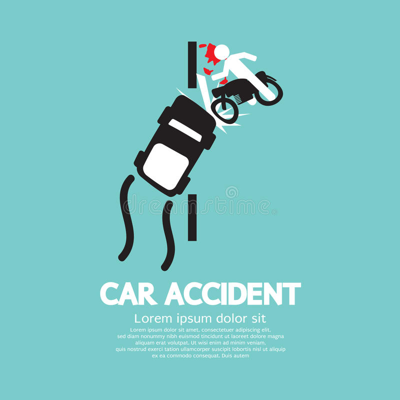 Download Car Accident stock vector. Illustration of injury, safety - 43188746