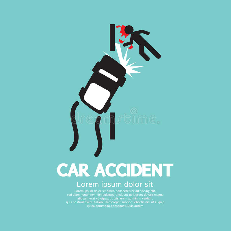 Download Car Accident Stock Vector - Image: 43188864